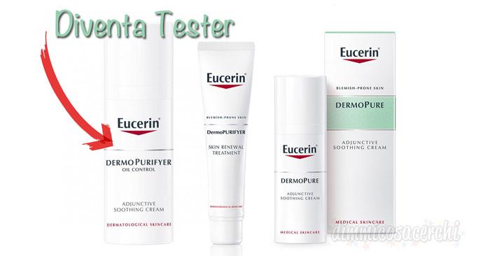 Eucerin Dermopurifyer Oil Control: 500 tester cercasi