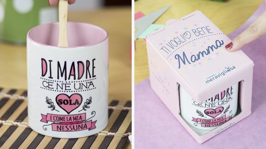 Idea regalo per la festa della mamma (economica e bella)