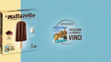 Mottarello Motta: in regalo Cofanetto SmartBox