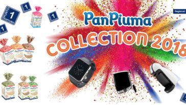 Raccolta punti PanPiuma Collection