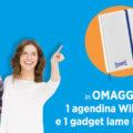 Wilkinson: in omaggio agenda e lame Hydro 5 (da Acqua&Sapone)