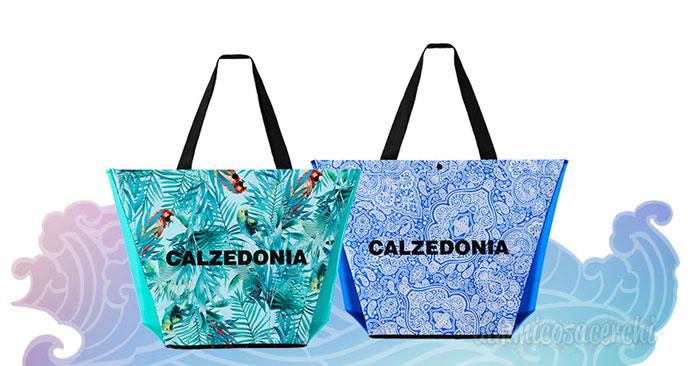 Calzedonia ti regala la borsa mare