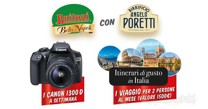 Buitoni e Angelo Poretti: concorso Meglio insieme