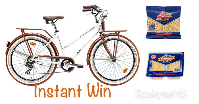 Concorso Madi Ventura: vinci biciclette Olmo e Weekend