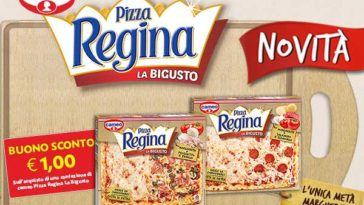 Coupon Pizza Regina: scarica, stampa e risparmia
