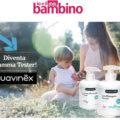 Suavinex: diventa tester linea cosmetica per neonati e bambini