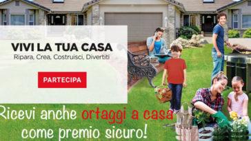 Premio sicuro Henkel Vivi la tua Casa