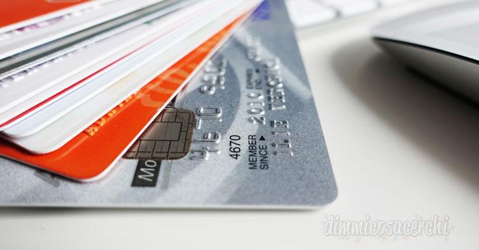 Carte pagamento ricaricabili