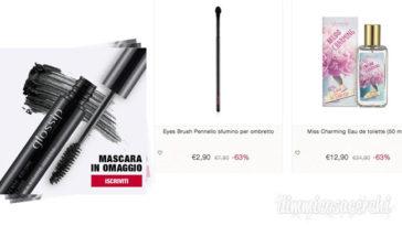 Glossip: mascara omaggio