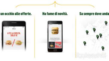 Mcdonald's app offerte
