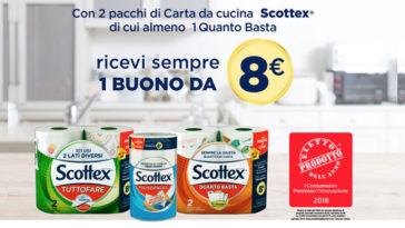 Scottex: un amore di casa