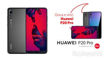 Shake&Play: concorso Amici e Vodafone. Vinci Huawei P20 PRO (10 al giorno)