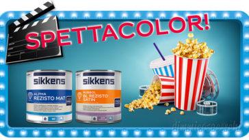 Sikkens: biglietti cinema omaggio