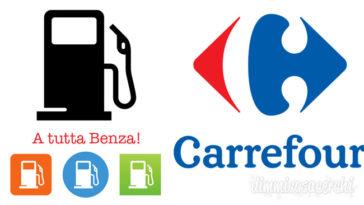 Carrefour A Tutta Benza