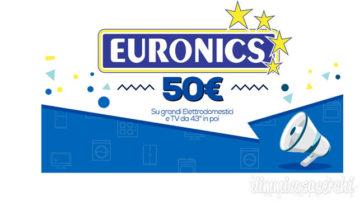 Euronics codice sconto