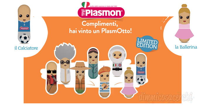 Concorso Plasmon plasmotti