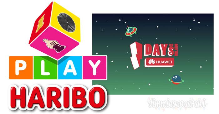 Concorso Play Haribo