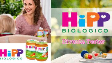 Hipp Biologico diventa tester