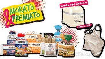 Concorso Morato&Premiato: vinci KitchenAid + raccolta punti