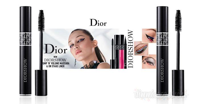 omaggio mascara Diorshow