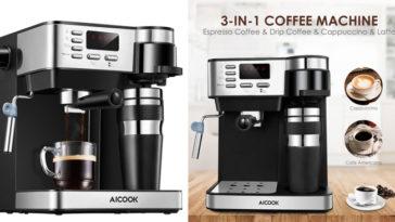 Codice sconto Macchina caffè Aicook