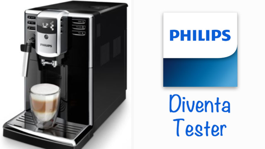 Diventa tester Philips Macchina caffè Serie 5000 EP5310/10