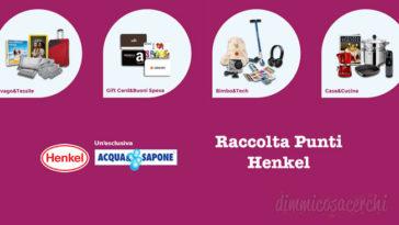 Un premio tira l'altro Henkel e Acqua&Sapone