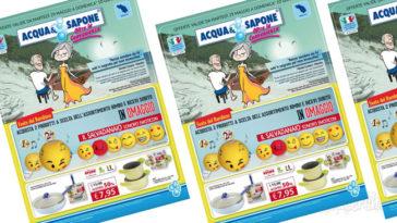Volantino Acqua&Sapone 29 maggio