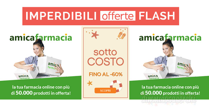 Amica Farmacia offerte flash