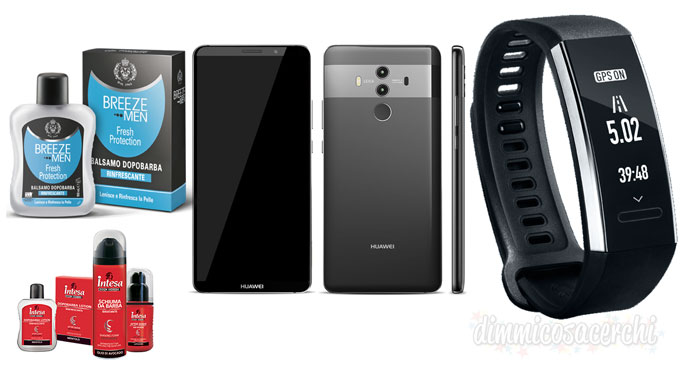 Concorso Intesa Breeze vinci Huawei