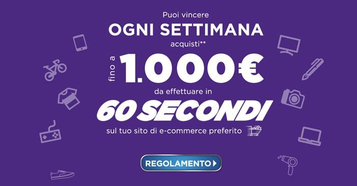 Concorso Sensodyne 60 secondi