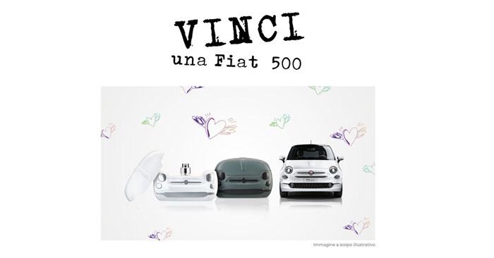 Concorso profumo Fiat 500
