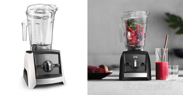 Concorso vitamix: vinci power blender