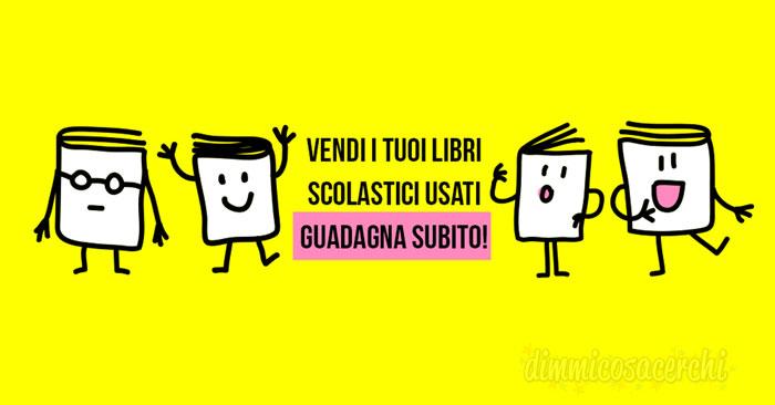 Libreria Scolastica: vendere i libri usati