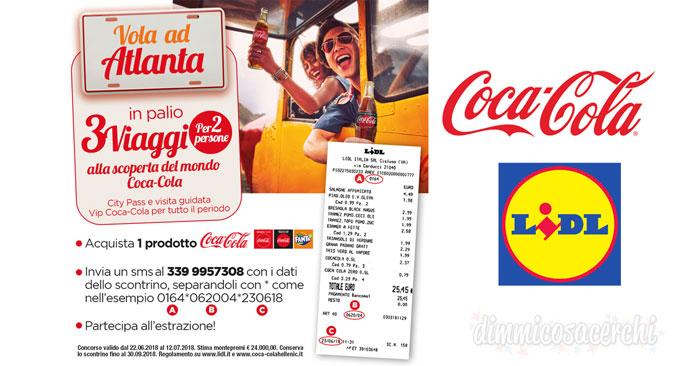 Vinci Atlanta LIDL Coca-Cola