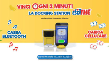 Vinci Docking Station Estathè