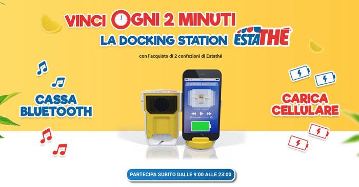 Vinci Docking Station Estathè