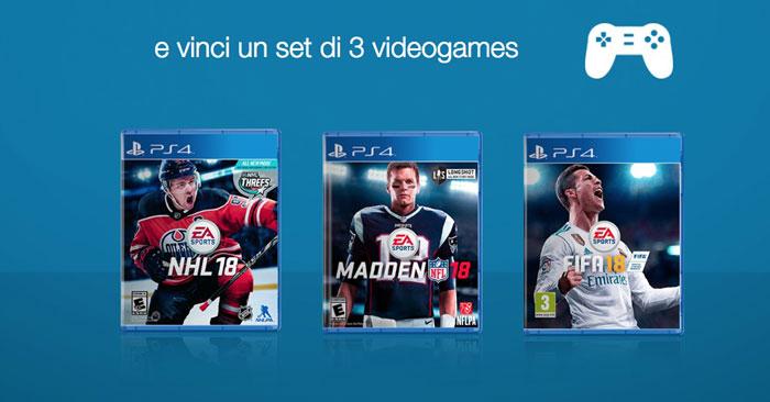 Vinci videogiochi PS4 Braun