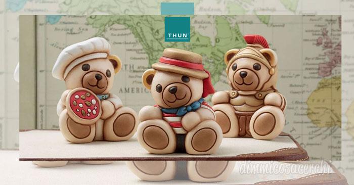 Concorso Thun: vinci Tazza Colazione Teddyontheroad
