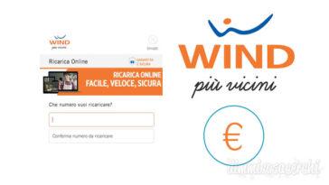 Wind ricarica gratis: guida per ricaricare gratis la tua SIM