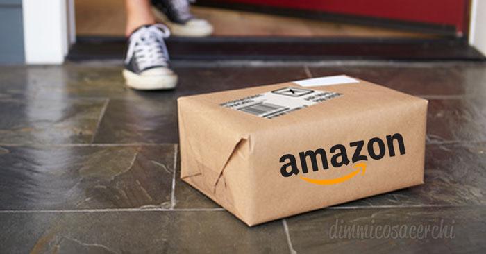 """Amazon """"Iscriviti e Risparmia"""" sconto"""