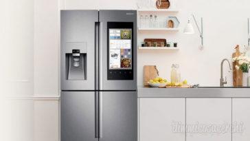 Diventa tester dei frigoriferi Samsung Side by Side