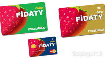 Fìdaty Card Esselunga