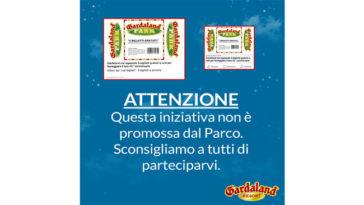 Gardaland regala 5 biglietti gratuiti