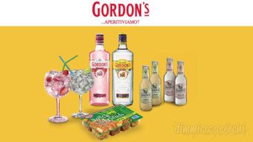 Gordon's ti regala il kit aperitivo