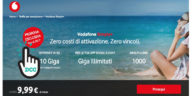 Offerta Vodafone Simple+