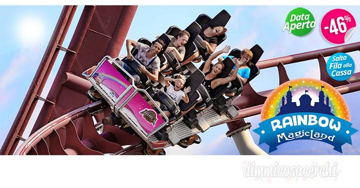 Rainbow MagicLand: sconti biglietti