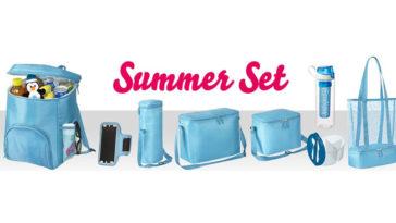 Summer Set allegato a Sorrisi