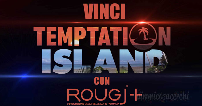 Vinci Temptation Island Rouji