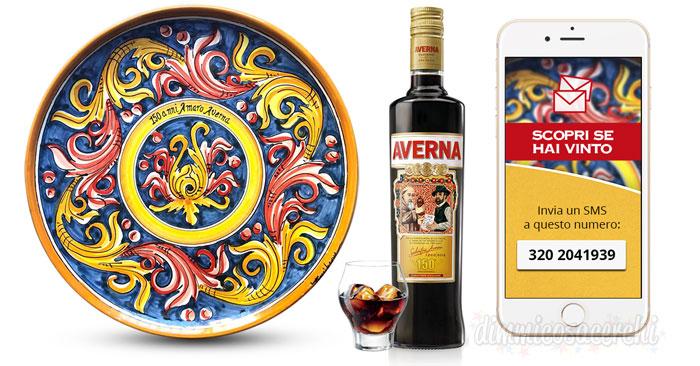Vinci le ceramiche Amaro Averna